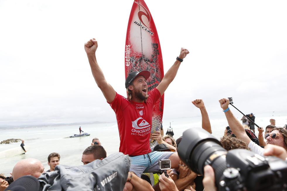 Foto Wilkinson sai na frente na corrida pelo título / Kirstin Scholtz