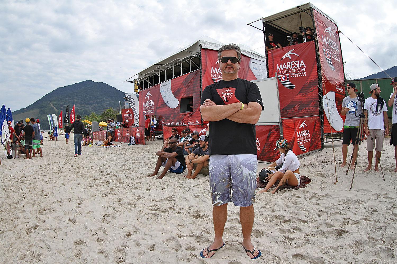 Paulinho Hutter Maresia Paulista Pro. Foto Munir El Hage