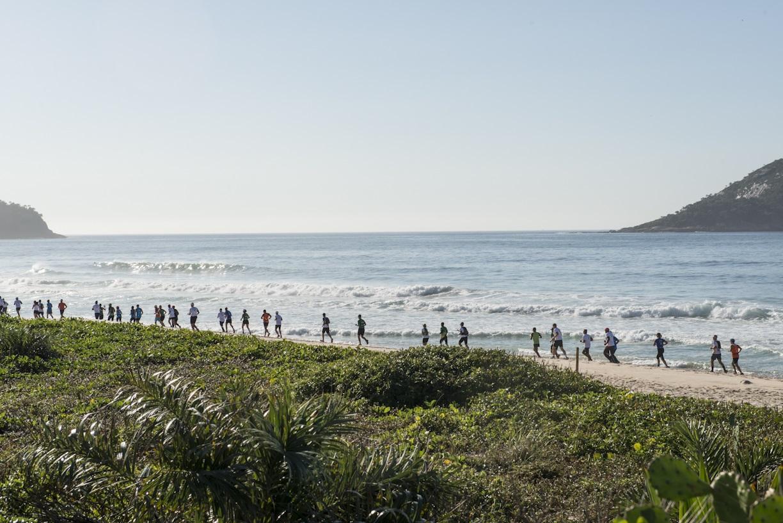 Revezamento das Trilhas e Praias / Foto Thiago Diz