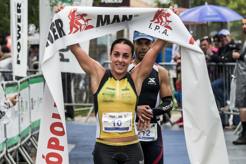 Mariana Borges venceu a prova em 2015 / Foto Rafael Dalalana