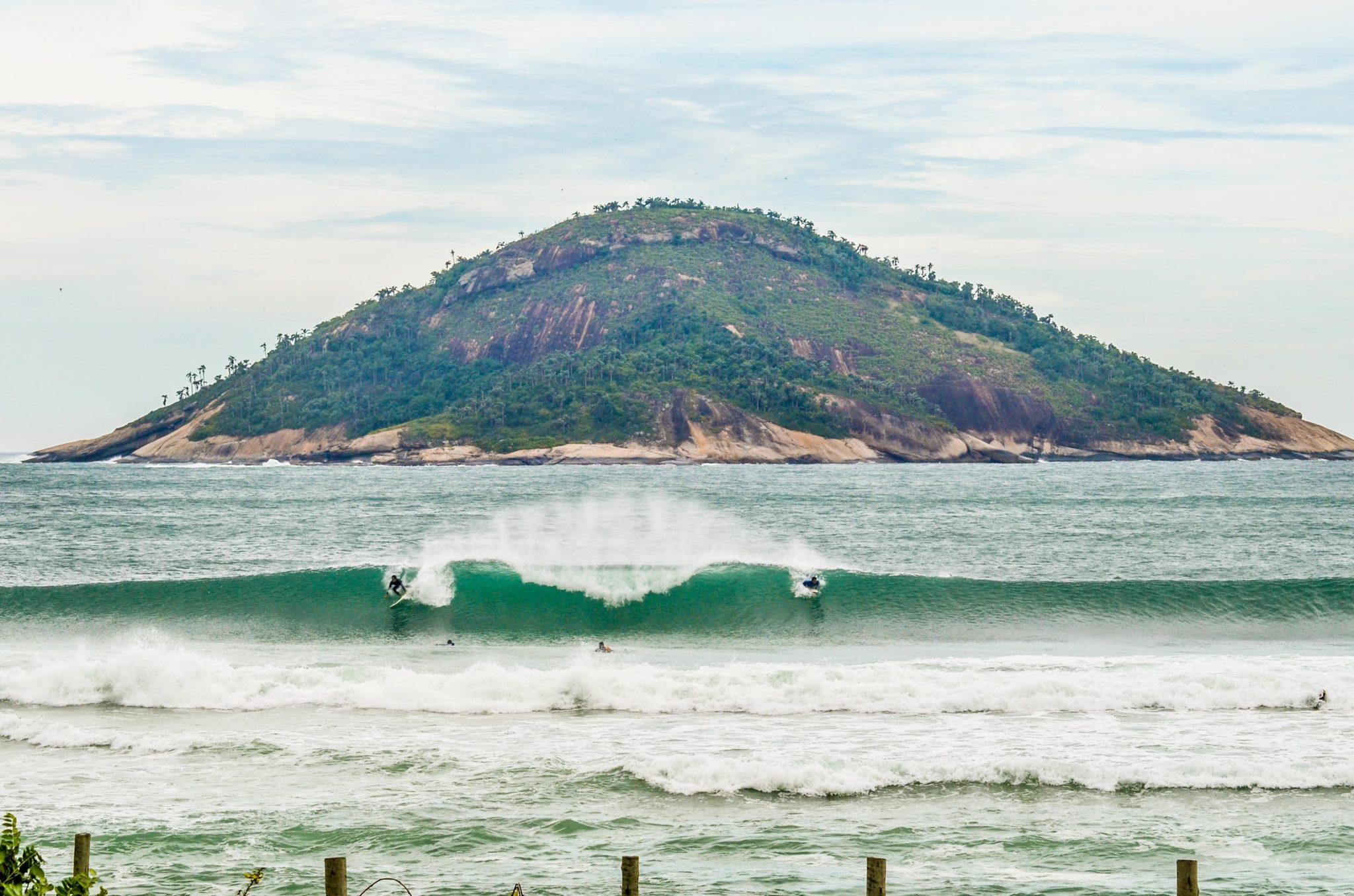 Foto Daniel Smorigo / Praia de Grumari