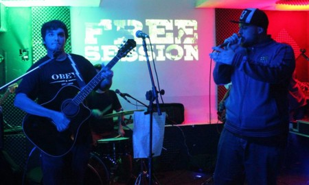 Free Session Santos 2016