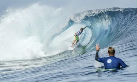 Jadson supera e avança em Fiji