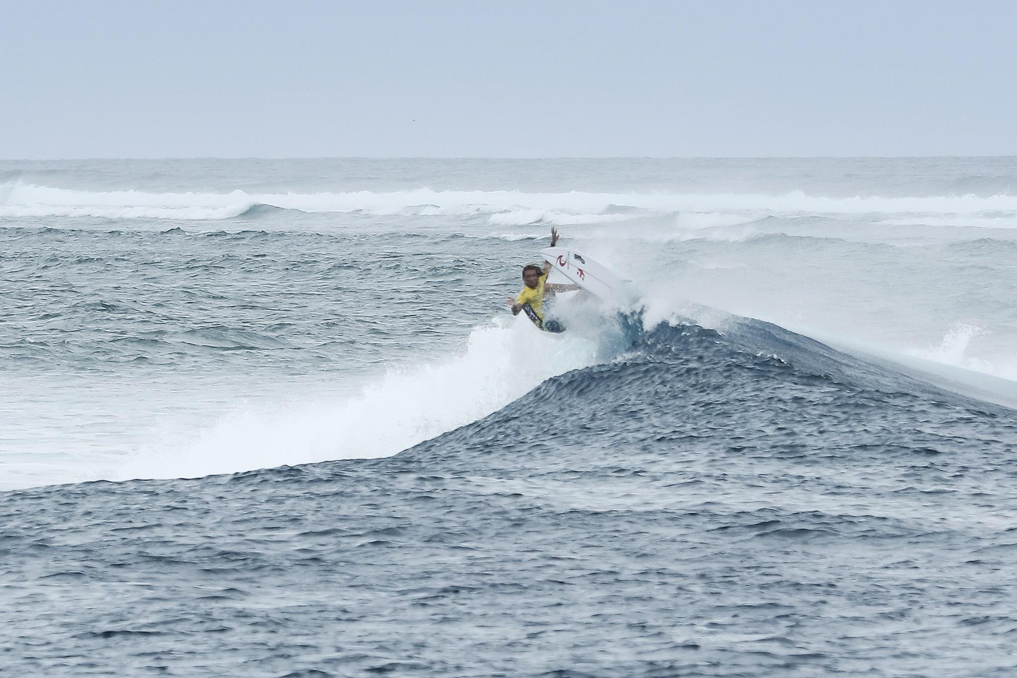 Matt Wilkinson (AUS) / Foto Cestari