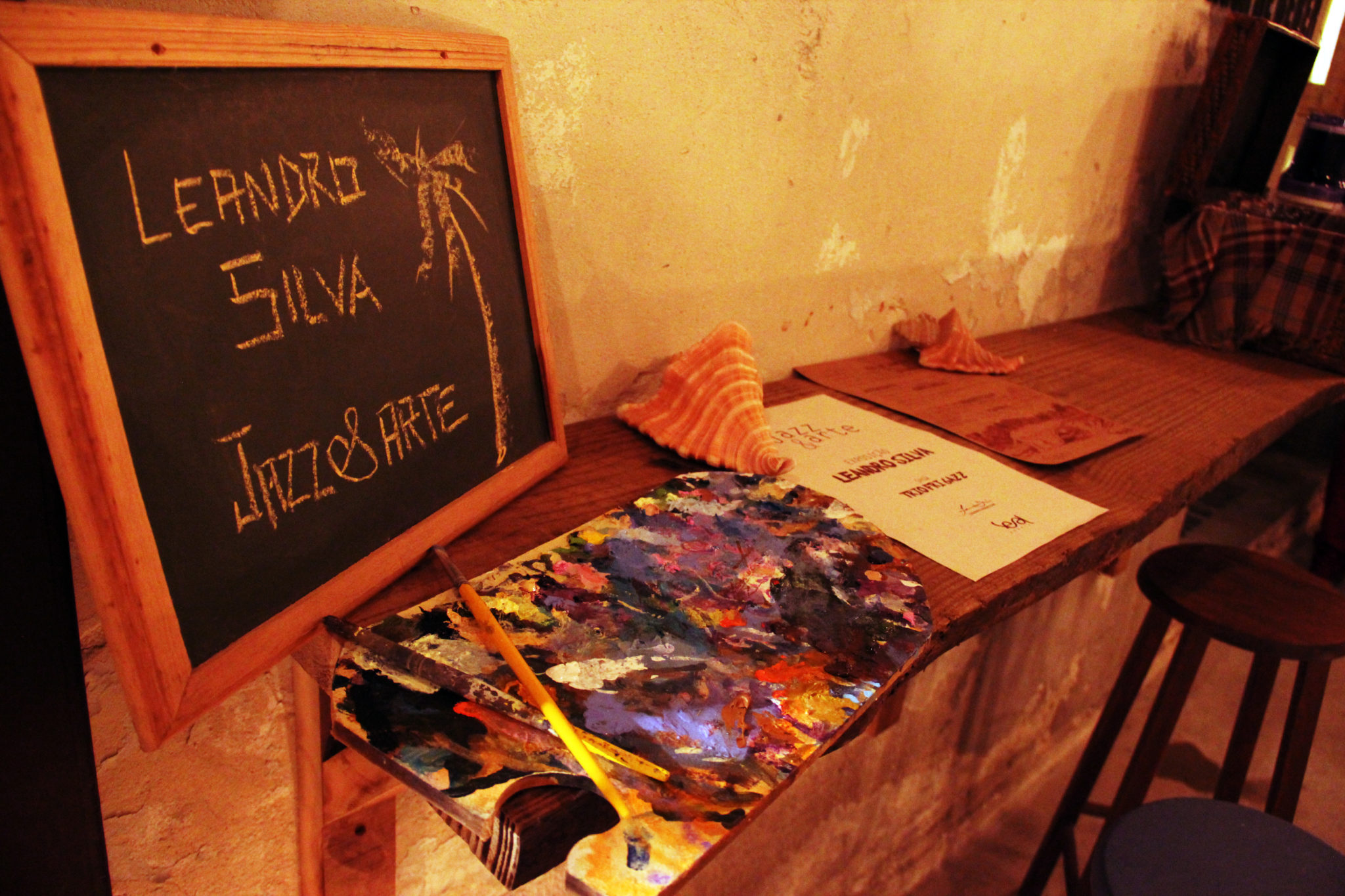 Seal Brasil - Jazz & Arte / Foto German Rojas