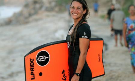 Isabela Sousa no Mundial