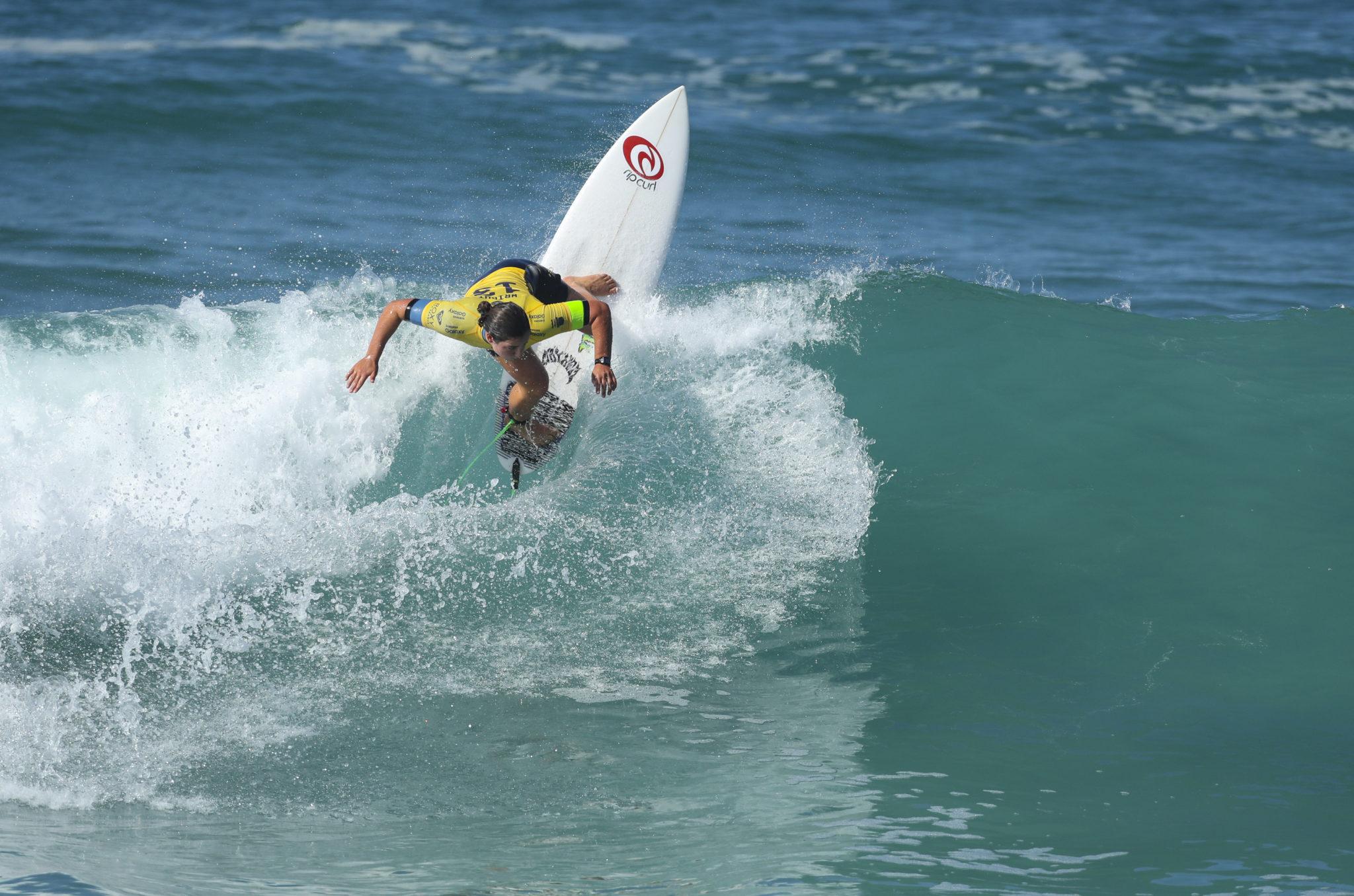 Tyler Wright (AUS) / Foto Poullenot