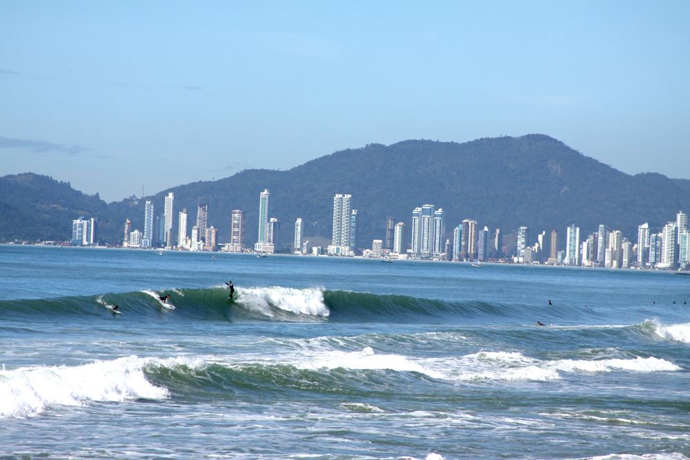 Praia Brava / Foto Basilio Ruy