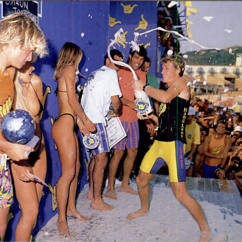 Revista Trip de 1986 / Foto Haroldo Nogueira