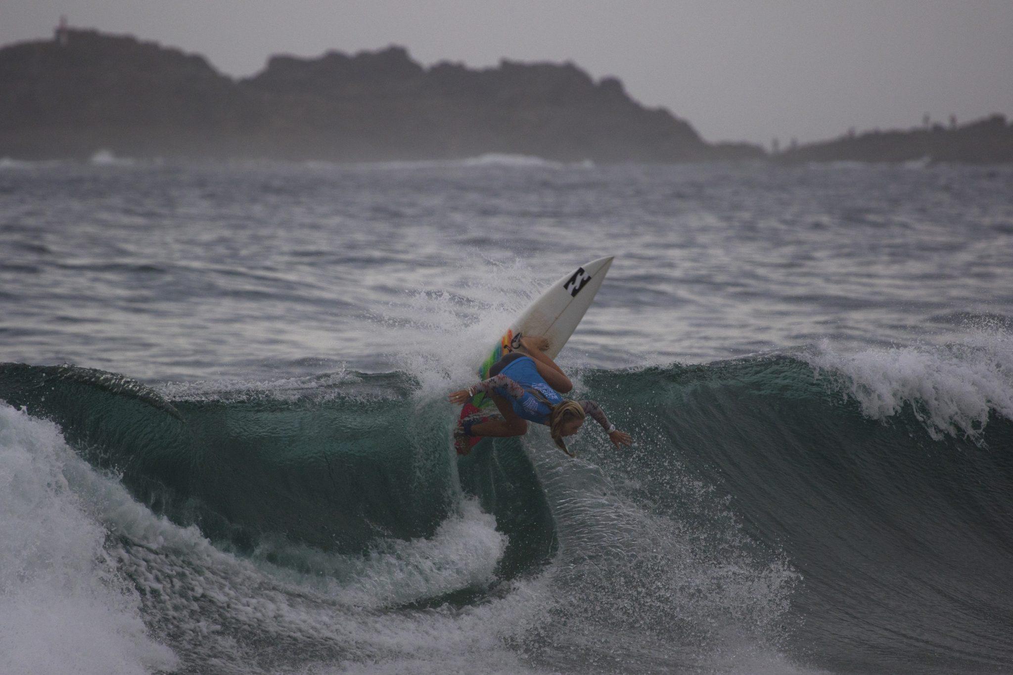 Macy Callaghan (AUS) / Foto Smith