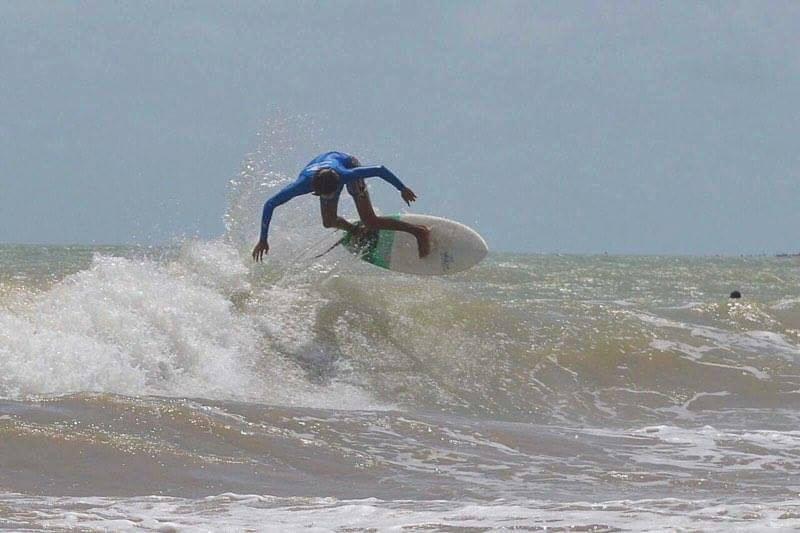 Nilson Santos, 15 anos, é local de João Pessoa-PB / Foto Arquivo Pessoal