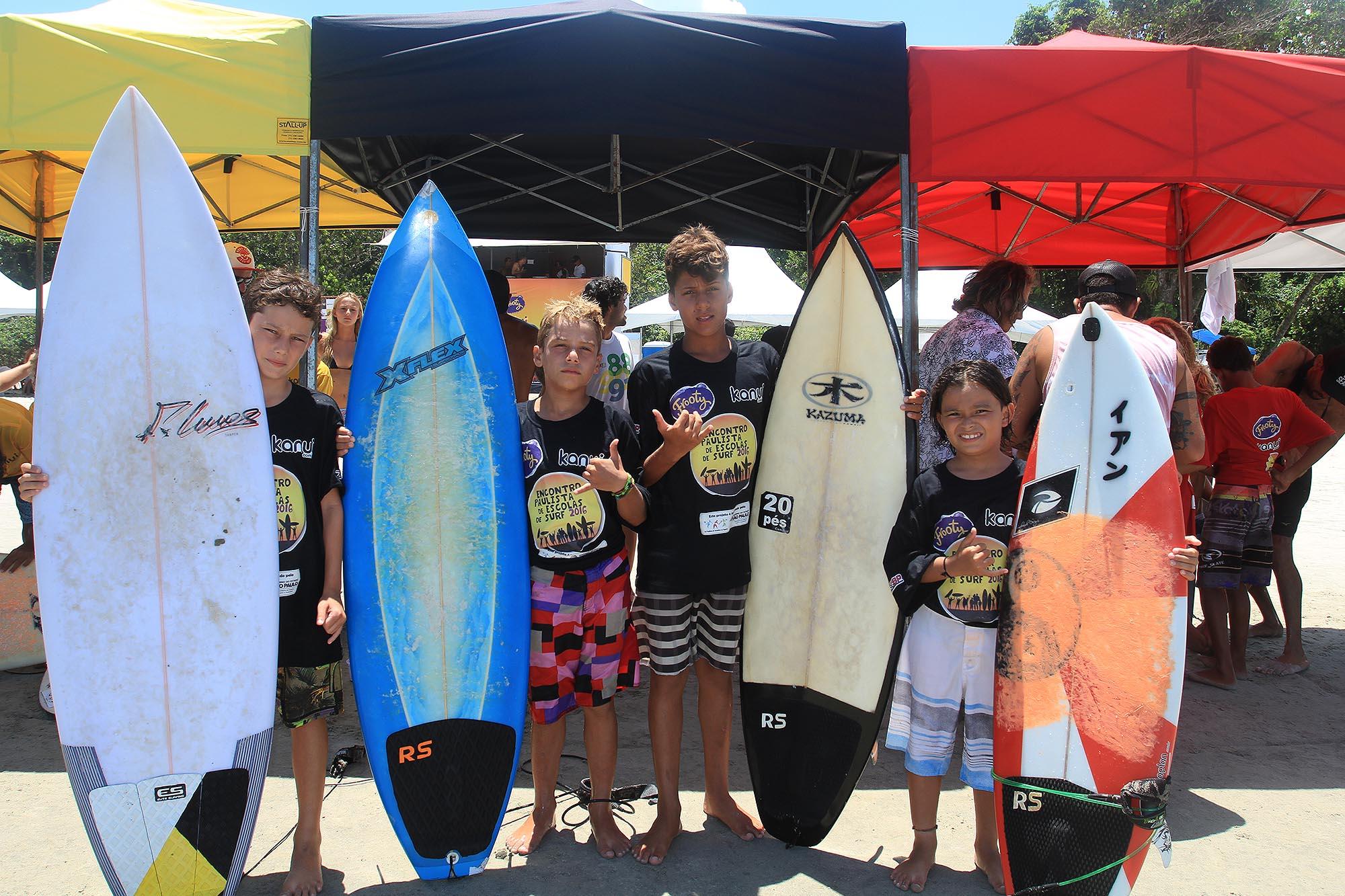 Adriano Camargo Encontro Paulista de Escolas de Surf Praia da Baleia Foto Munir El Hage