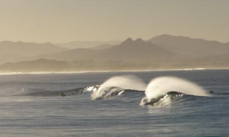 Você conhece as ondas de Byron Bay?
