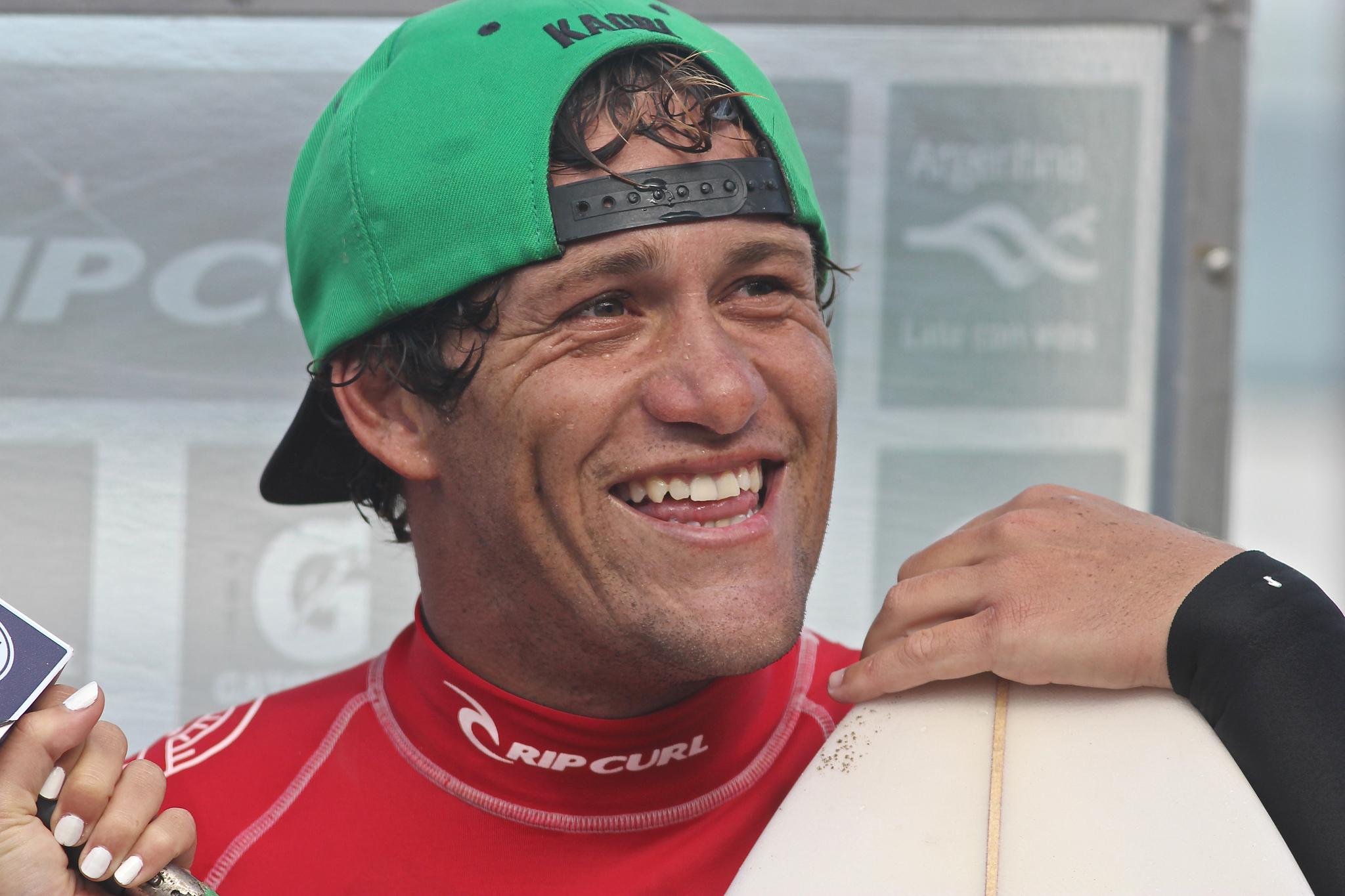 Robson Santos campeão em 2015 / Foto Rodrigo Mairal