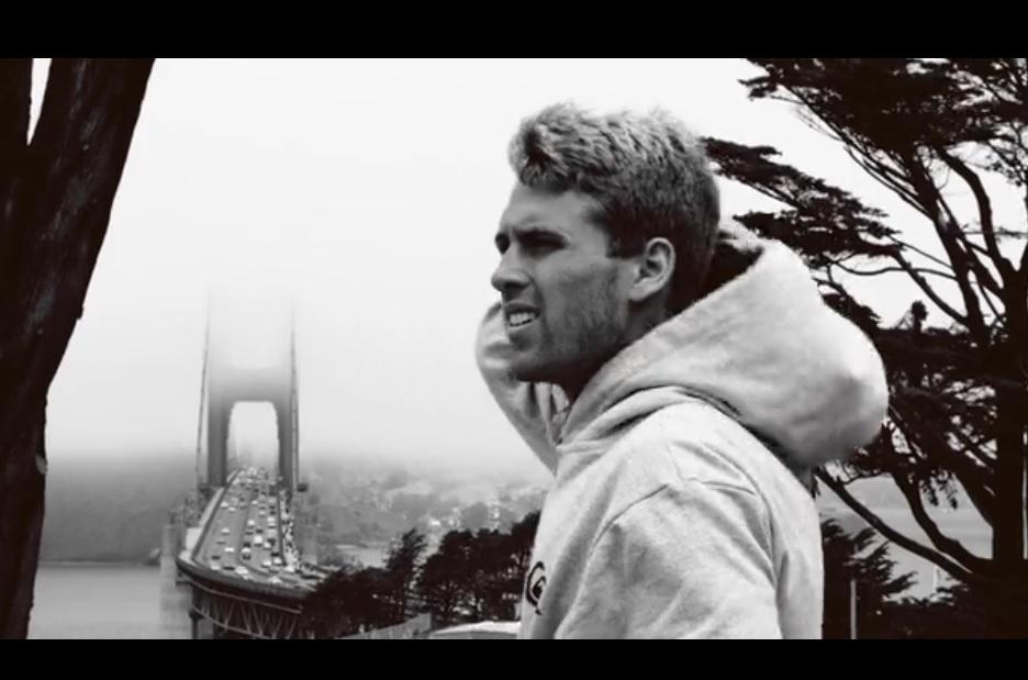 Imagem reprodução do vídeo Califórnia SF-Lax With Jesse Mendes
