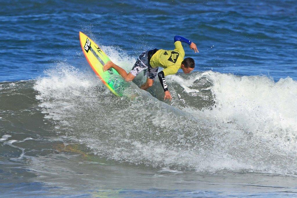 Wallace Vasco Hang Loose Surf Attack Ubatuba Foto Munir El Hage