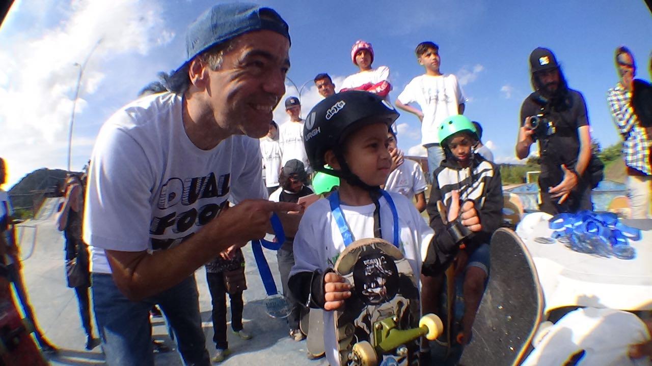 Sandro Dias - Skatescola foto  (Rafael Lardieri)