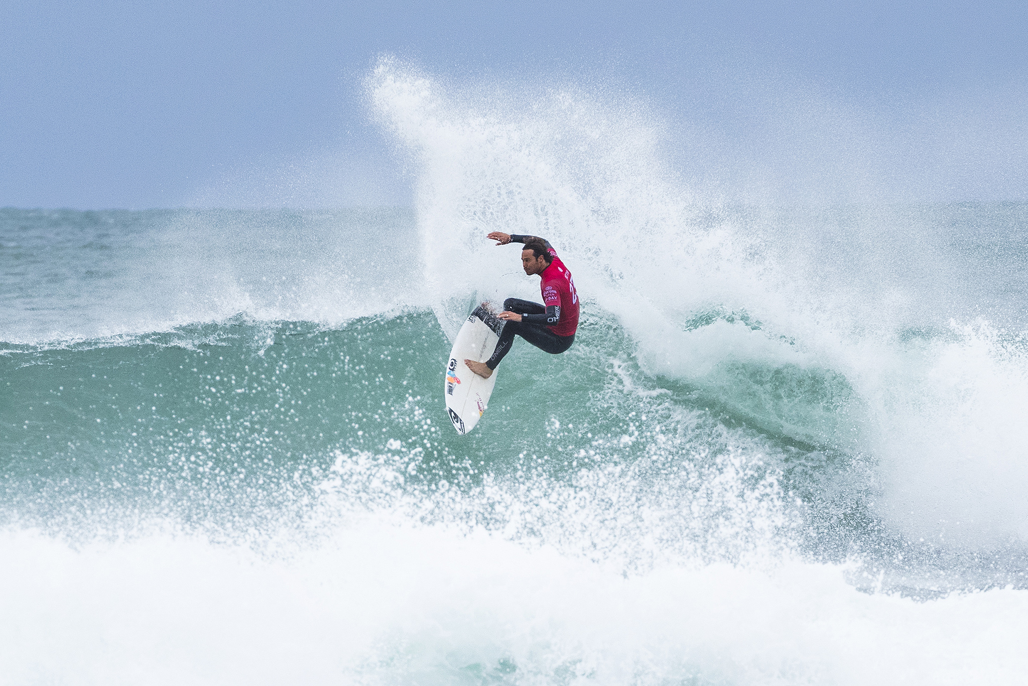 Jordy Smith (AFR) (@WSL / Pierre Tostee)