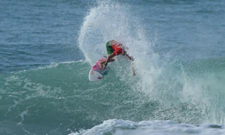 Igor Moraes corbra boa atuação no Surf Profissional