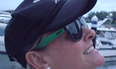 Rosemeire Ratzka fala com InnerSport