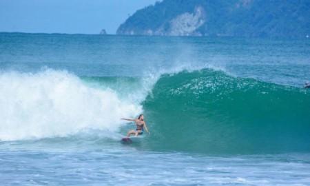Jacqueline Silva confirmada no Brasileiro de Surf