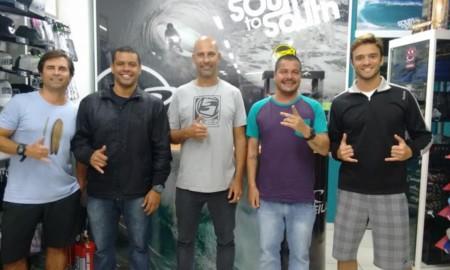 Associação São Vicente de Surf com nova diretoria
