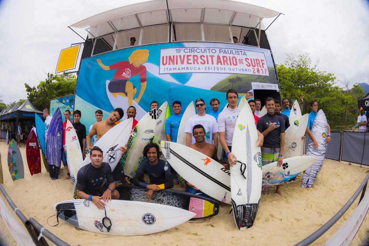 Circuito Paulista Universitário de Surf  (Marcio Rovai)