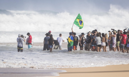 Brasil no WSL 2018