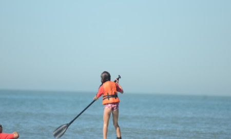 Surf Praia e Stand Up Para Todos finaliza em Itanhaém
