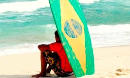 Brasil terá a maior representação no WSL 2018