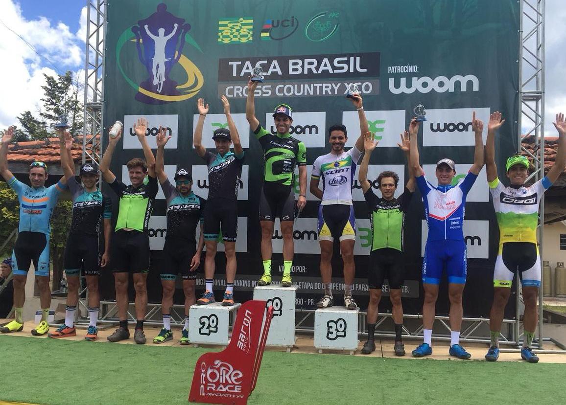 Avancini vence a C2 da Taça Brasil de XCO
