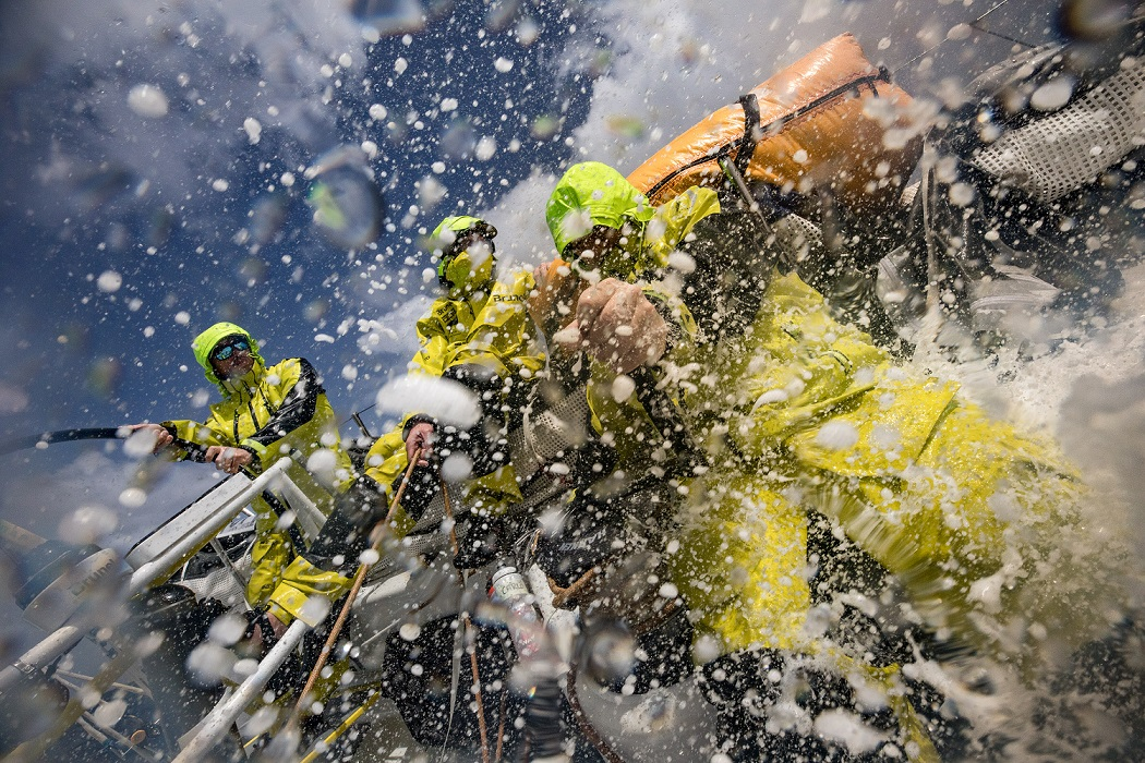 Foto Yann Riou/Volvo Ocean Race