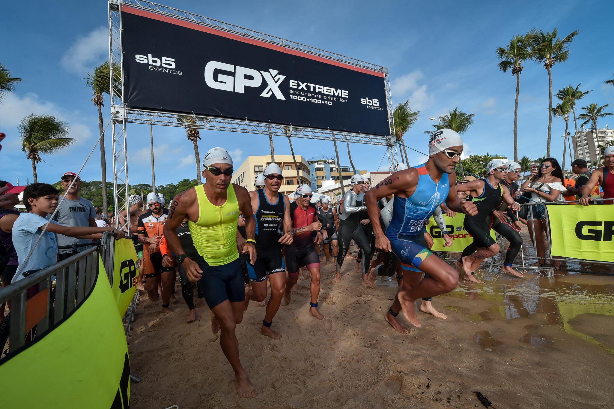 Prova acontece dia 7 de abril na capital paraibana, local onde o GPX estreou no Nordeste em 2017 - Fotos: Wagner Araújo