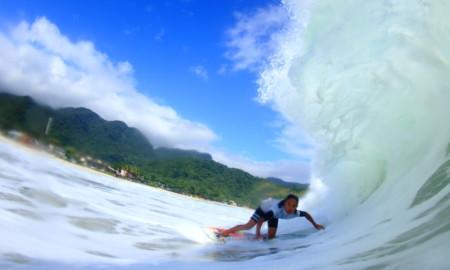 Petit e Estreante: esgotadas no Fico Surf Festival