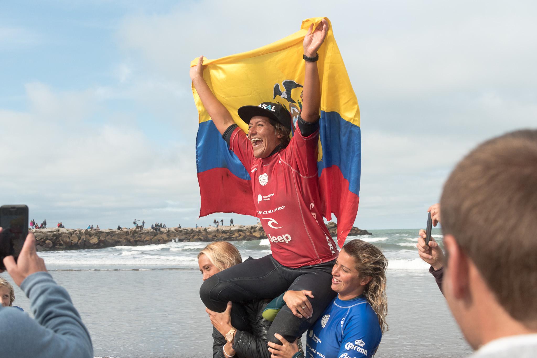Dominic Barona (EQU) (Beto Oviedo / Surfing Latino)