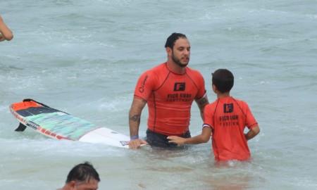 Pais e Filhos é atração no Fico Surf Festival