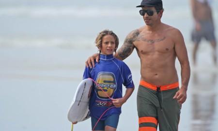 Nova geração aquece Surf Trip SP Contest