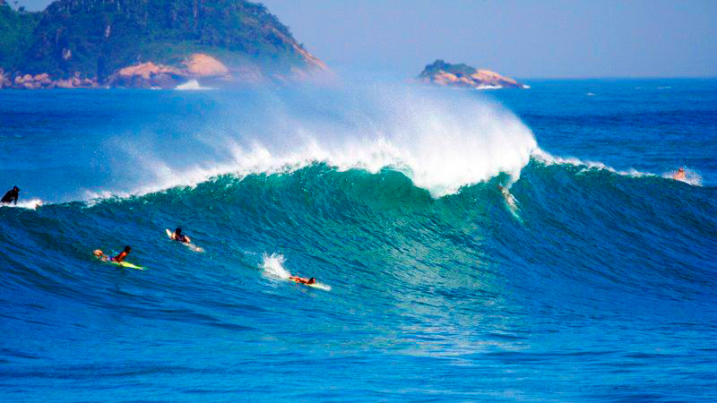 Praia da Macumba/ Foto: Rio Way Hostel