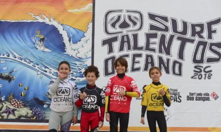 Circuito Surf Talentos Oceano agita Santa Catarina