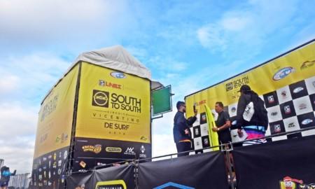 Vídeo da 2ª etapa do South To South de Surf Vicentino 2018