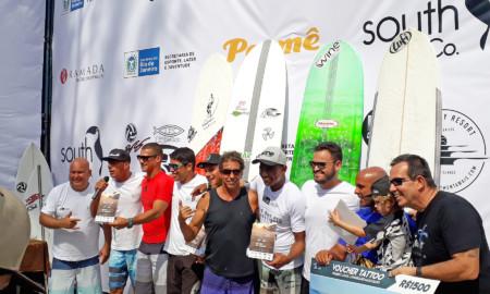 Etapa Rio Surf Pro Brasil 2018 é finalizada na Macumba