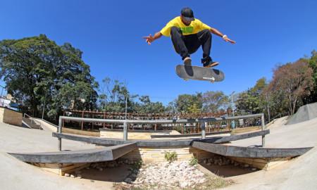 Modalidade Park acontece no Vans Skatepark, em agosto
