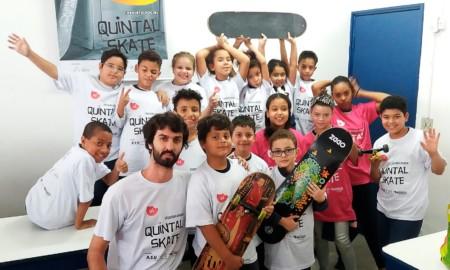 Quintal Skate inicia nova edição