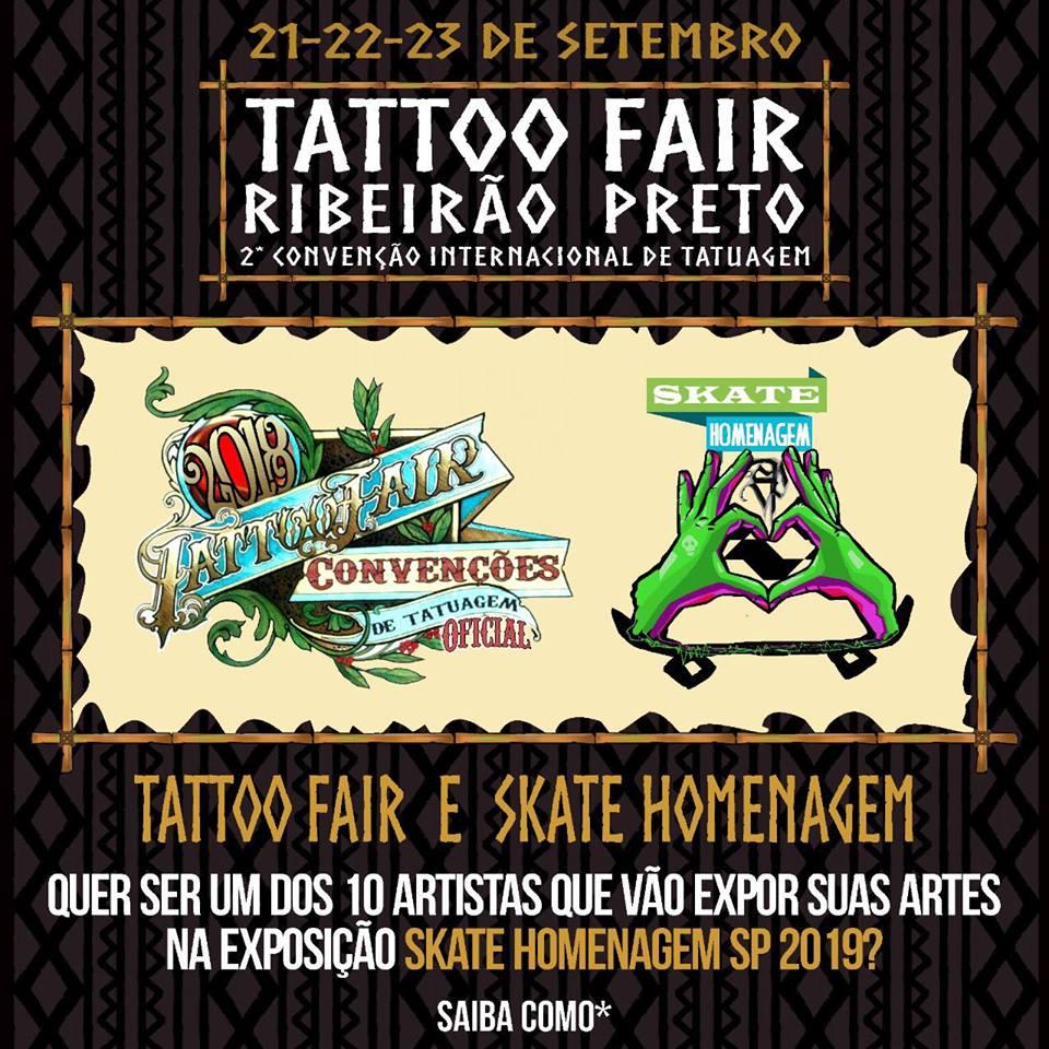 Tattoo Fair Ribeirão Preto