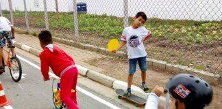 Foto Divulgação/ONG Social Skate