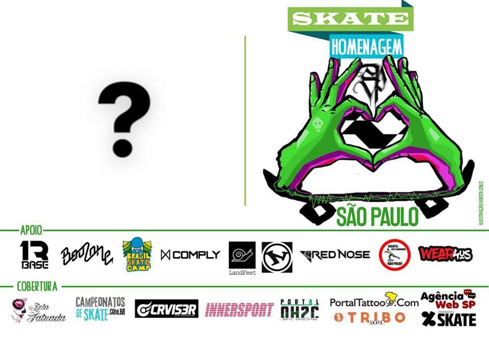 Skate Homenagem chega em São Paulo