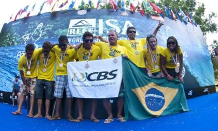 Brasil está fora do ISA Games 2018