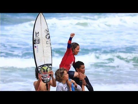 Melhores momentos da 2ª etapa do Circuito Medina de Surf