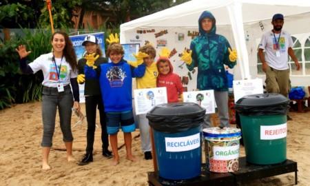 Circuito Medina de Surf terá ação ambiental