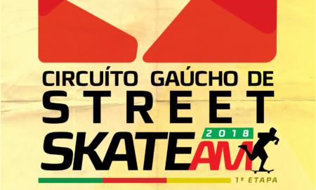 Circuito Gaúcho de Street acontece neste fim de semana
